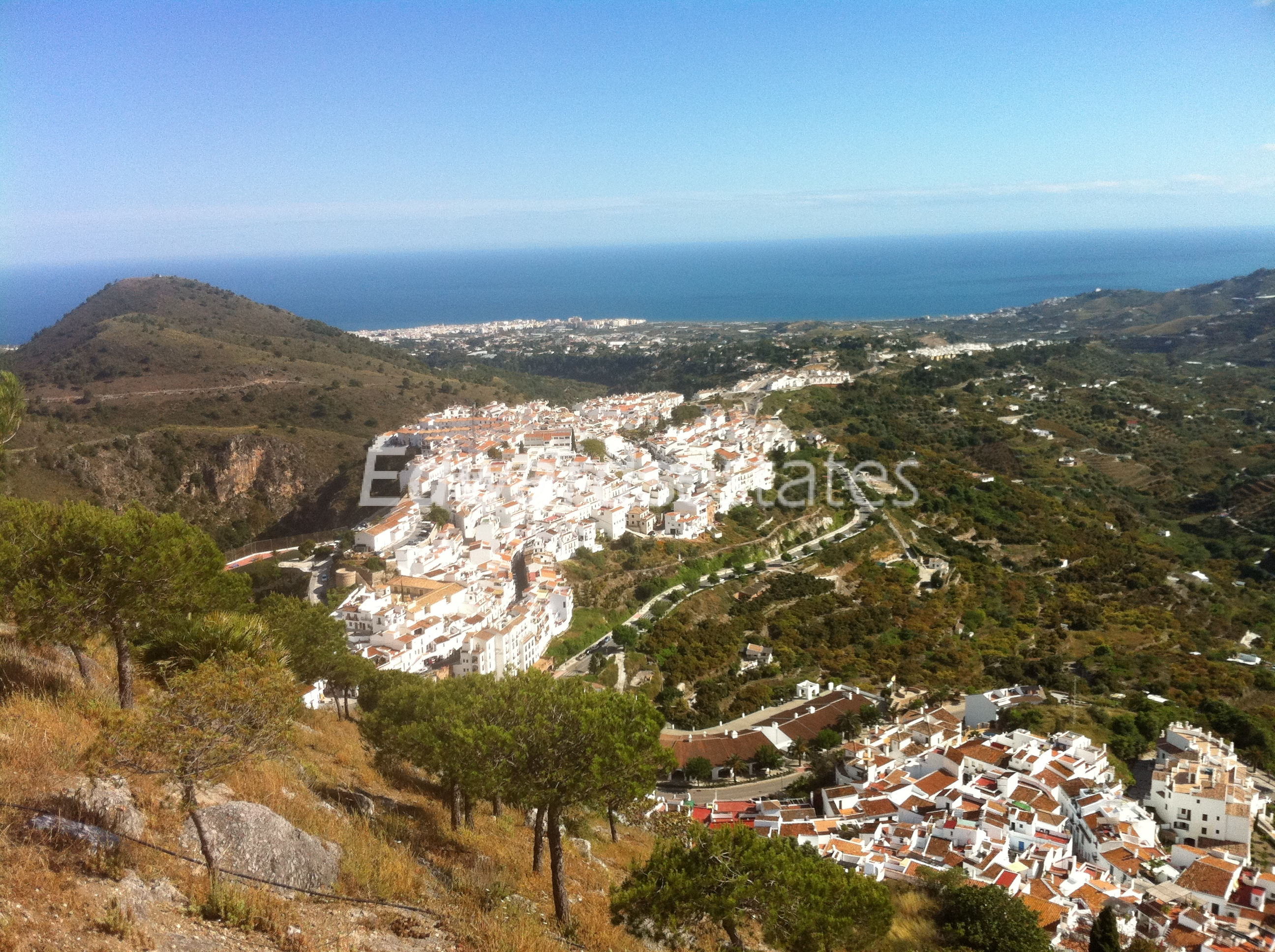 FRIGILIANA - An Advertising Hot Spot